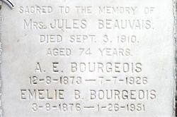 Adele Therencine <i>Toups</i> Beauvais