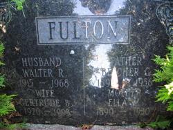 Gertrude <i>B.</i> Fulton