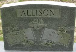 Elbert A Allison