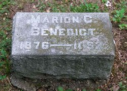 Marion C. Benedict
