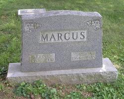 Sallie Ann <i>Wiley</i> Marcus