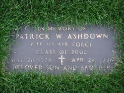 Patrick W. Ashdown
