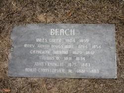 Thomas D. Beach
