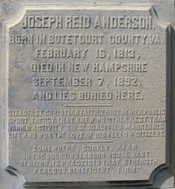 Joseph Reid Anderson
