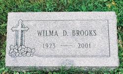 Wilma D. <i>Mason</i> Brooks Eggleston
