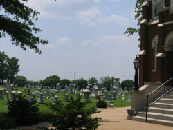 Saint Johns United Church of Christ Cemetery