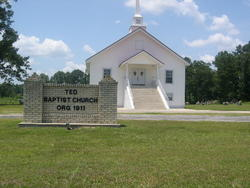 Ted Baptist Church Cemetery