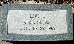 Lou L. Adams