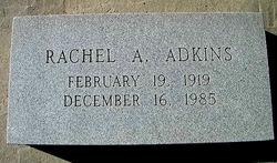 Rachel Ann <i>Rodgers</i> Adkins