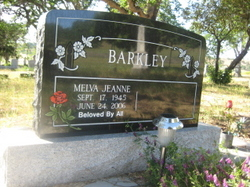 Melva Jeanne <i>Thompson</i> Barkley