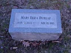 Mary Eliza <i>Harper</i> Dunlap