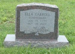 Ella Iola <i>Lingle</i> Comingdeer