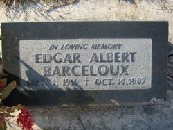 Edgar Albert Barceloux