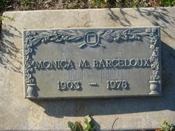 Monica M. <i>LaCouss</i> Barceloux