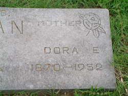 Dora Elizabeth <i>Morgan</i> Bowman