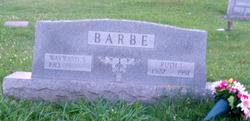Ruth Isabelle <i>Butcher</i> Barbe