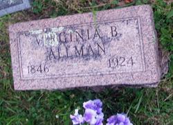 Virginia Byrd <i>Butcher</i> Allman