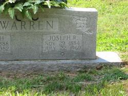 Joseph Raphael Warren