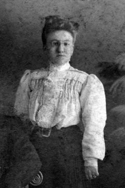Leila Eva <i>Dow</i> Hall