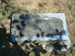 Lee Roy Roy Bird