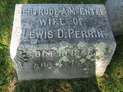 Gertrude Augusta <i>McEntee</i> Perrin