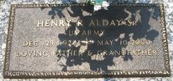 Henry R. Alday, Sr