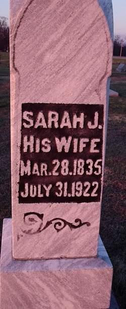 Sarah Jane <i>York</i> Correll