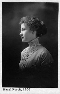 Hazel Louise Ga-ee <i>North</i> Bailey Wheaton