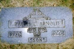 Ralph Louis Arnold