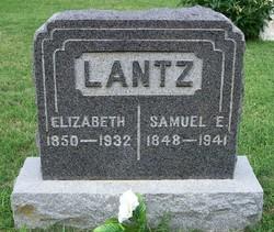 Elizabeth <i>Kennedy</i> Lantz