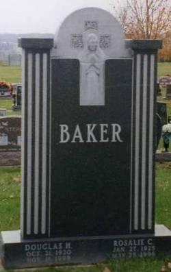 Douglas Hennen Baker