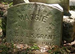 Marguerite Maggie Grant