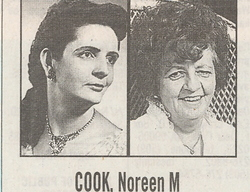 Noreen Maryellen <i>Niles</i> Cook
