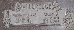 Virginia Williams Alldredge