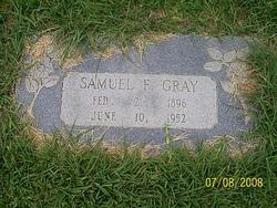 Samuel F Gray