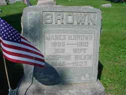 Josephine <i>Wilkin</i> Brown