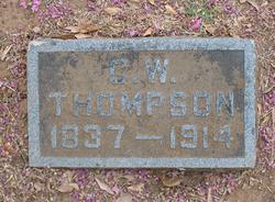 C. W. Thompson