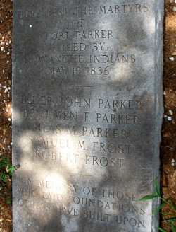 Silas Mercer Parker