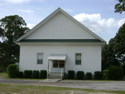 Chana Creek Primitive Baptist Church Cemetery