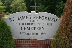 Saint James Reformed Cemetery