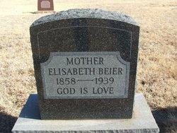 Elisabeth J. <i>Born</i> Beier