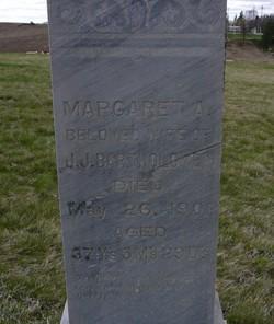Margaret Ann Maggie <i>Hamilton</i> Bartholomew
