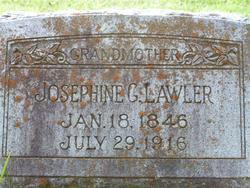 Josephine <i>Grady</i> Lawler