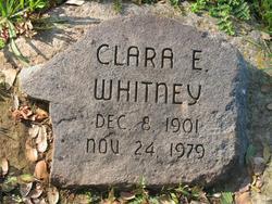 Clara Elizabeth <i>Koch</i> Whitney