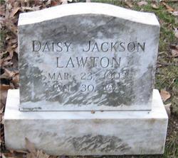 Daisy Jackson Lawton