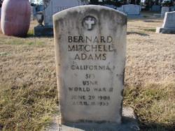 Bernard Mitchell Adams