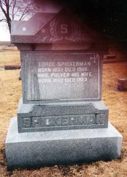 George Spickerman