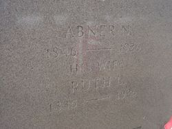 Pvt Abner Newell Bates