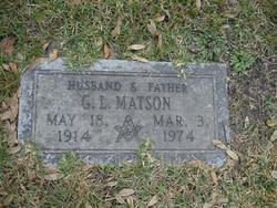 G. L. Matson