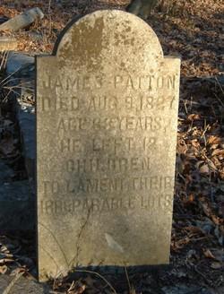 James Thomas Patton